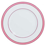 Raynaud Tropic Pink Dinnerware | Gracious Style