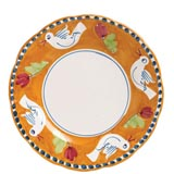 Campagna Uccello Service Plate/Charger | Gracious Style