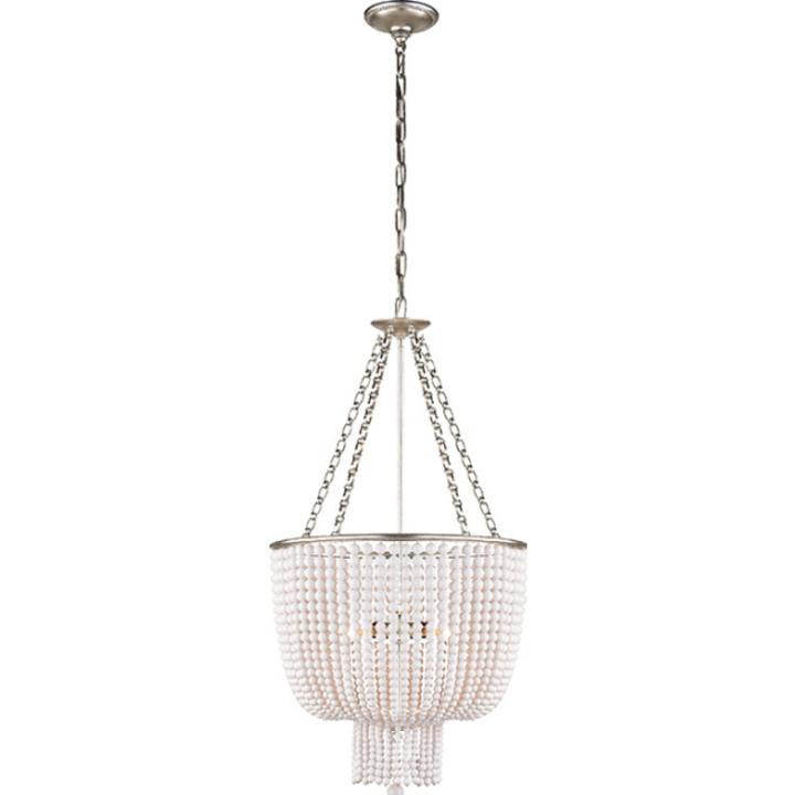 Aerin lauder for visual comfort jacqueline chandelier in for Aerin lauder visual comfort