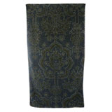 Venetian Brocade Brown Bath Towels | Gracious Style