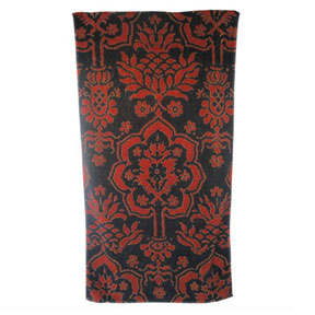 Venetian Brocade Red Towels | Gracious Style