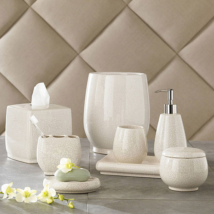 Veneto Bath Accessories by Kassatex  Gracious Style
