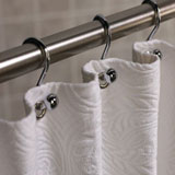 Vienna Shower Curtain Matelasse | Gracious Style