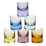 Whisky Shot Glass Set by Moser | Gracious Style
