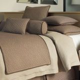 Peacock Alley Winston Pillows, Throw & Bed Skirts | Gracious Style