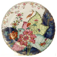Mottahedeh Tobacco Leaf Dinnerware | Gracious Style