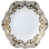 L'Objet Alencon Gold Dinnerware | Gracious Style