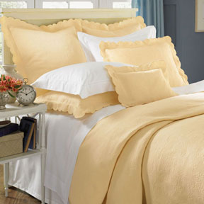 Alice Coverlet Matelasse Bedspread By Sferra Gracious Style