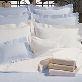 Coverlets: Fine Linen and Egyptian Cotton Bedspreads and Blanket Covers | Gracious Style