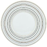 Attraction Gold and Platinum Dinnerware | Gracious Style