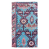 Aztec Pink Cotton Bath Mats by Fresco | Gracious Style