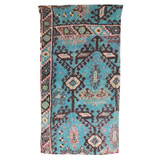 Aztec Pink Cotton Bath Towels by Fresco | Gracious Style