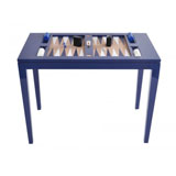 Tournament-Sized Custom Backgammon Table | Gracious Style