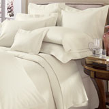 Peyton Cotton Sheets, Duvet Covers, Pillow Shams | Gracious Style
