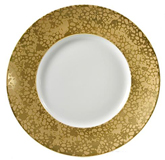Jaune de Chrome Big Bang Gold Dinnerware | Gracious Style