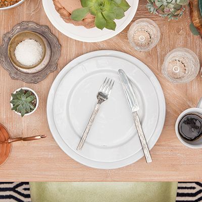 Blue Pheasant: Today's farm-to-table dinnerware