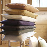Broome Linen Throw Pillow Covers | Gracious Style