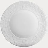 L'Objet Byzanteum White Dinnerware | Gracious Style