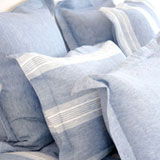 Catalina Linen Bedding by Libeco | Gracious Style