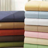 Luxury Sheets in 300 600 1000 Thread Count Cotton and Linen | Gracious Style