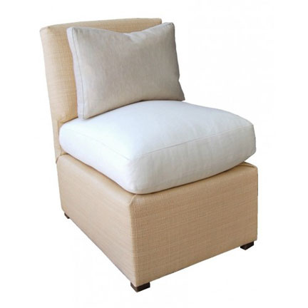 Slipper Chair by oomph &#124; Gracious Style
