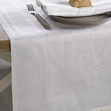 Chambord Linen Tablecloths, Napkins, Table Runners &#124; Gracious Style