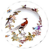 Mottahedeh Chelsea Bird Dinnerware | Gracious Style