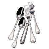Couzon Consul Silverplated Flatware &#124; Gracious Style