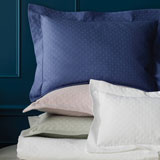 Sferra Corrado Cotton Coverlet | Gracious Style