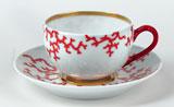 Cristobal Tea Saucer | Gracious Style