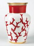 Cristobal Shangai Vase 10.25 in | Gracious Style