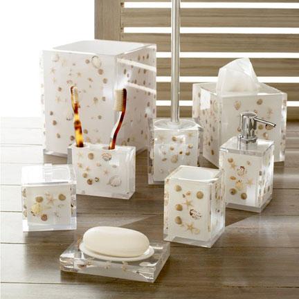 Http Www Graciousstyle Com Shop Deko Seashells Bath Accessories