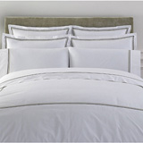 Letto Double Line Bedding by Kassatex | Gracious Style