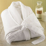 Fairfield Hotel Bath Robe by Sferra | Gracious Style