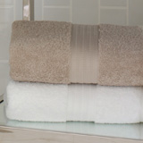 Fanfare Hotel Bath Towels Egyptian Cotton | Gracious Style