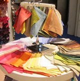 Sferra Festival Table Linens Specialty Colors | Gracious Style
