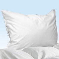 Fiona - Queen Pillow Protector 20x30 - White | Gracious Style
