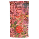 French Rose Cotton Bath Towels by Fresco | Gracious Style