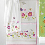 Garden Party Bath Towels by Kassatex | Gracious Style