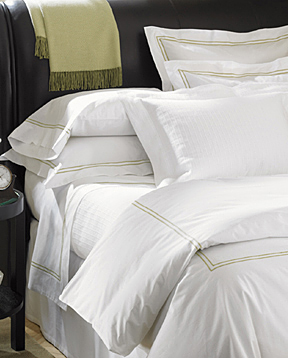 Grande Hotel Bedding by Sferra | Gracious Style