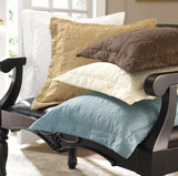 Harrison Quilted Throw Pillows | Gracious Style