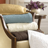Harrison Quilted Bedspread and Throw Pillows | Gracious Style