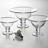 Hartland Glass Bowls by Simon Pearce | Gracious Style