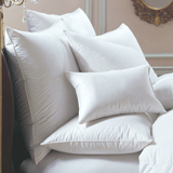 Bernina Down Feather Pillows Hypoallergenic | Gracious Style