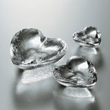 Highgate Heart Paperweights by Simon Pearce | Gracious Style