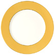 Horizon Charger Plate Gold Yellow | Gracious Style