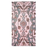 Inca Pink Cotton Bath Towels by Fresco | Gracious Style