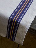 Lafayette Striped Table Linens by Libeco |Gracious Style