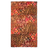 Leopard Sunset Cotton Beach Towel by Fresco | Gracious Style