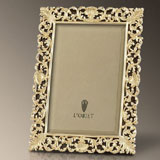 L'Objet Antique Gold Picture Frame 4x6, 5x7, 8x10 | Gracious Style